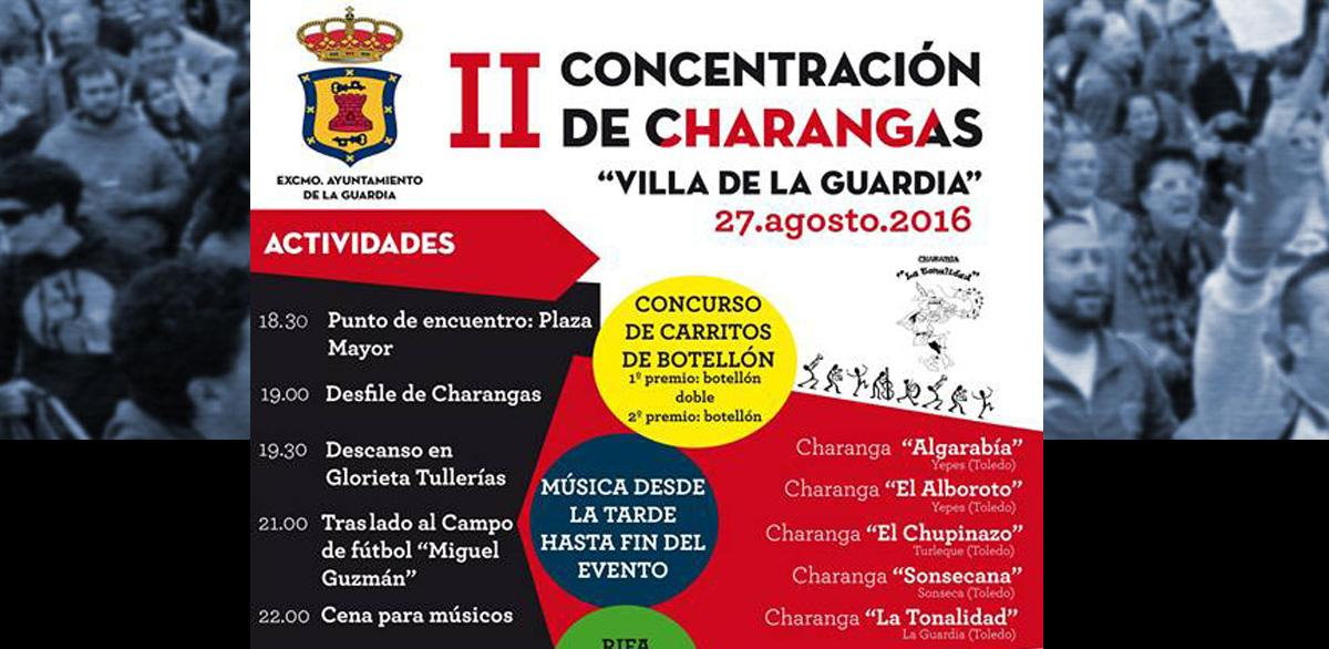 Concentracion La Guardia 2016
